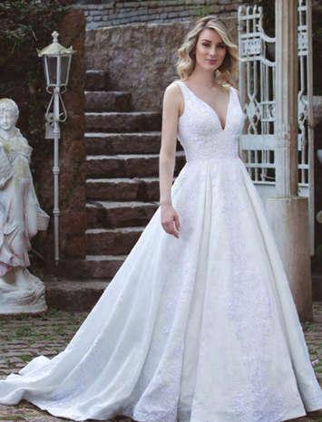 Vestido de Noiva Capri 08