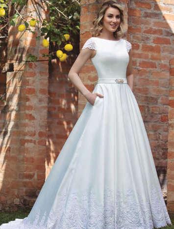 Vestido de Noiva Capri 12