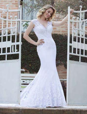 Vestido de Noiva Capri 23