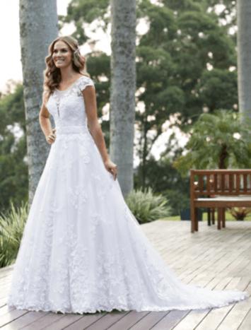 Vestido de Noiva Santorini 02