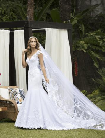 Vestido de Noiva Santorini 15