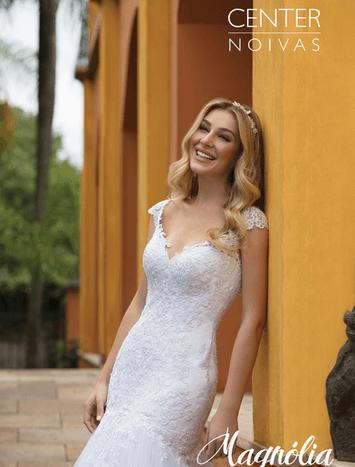 Vestido de Noiva Sereia Magnólia 03