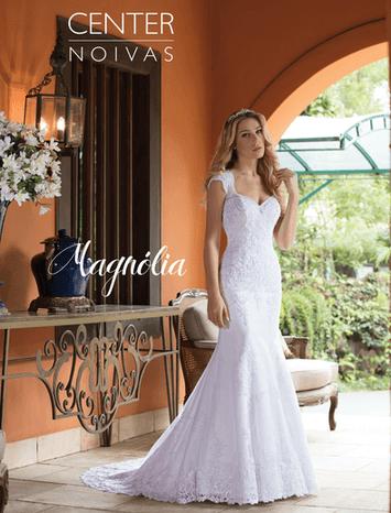 Vestido de Noiva Sereia Magnólia 05