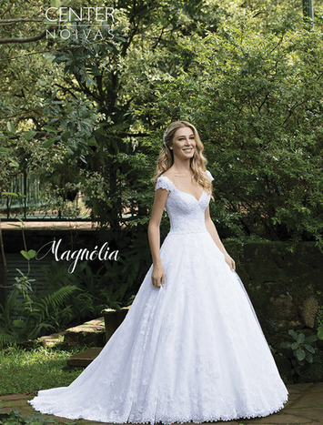 Vestido de Noiva Magnólia 10