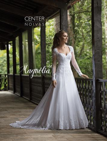 Vestido de Noiva Magnólia 20