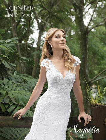 Vestido de Noiva Magnólia 22