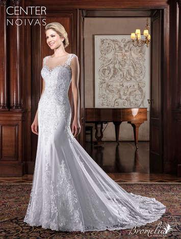Vestido de Noiva Bromélia 07