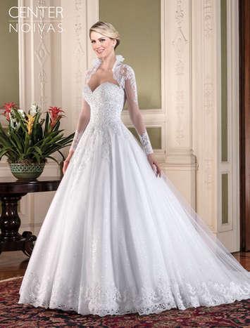 Vestido de Noiva Bromélia 08