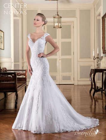 Vestido de Noiva Bromélia 20