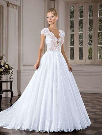 Vestido de Noiva Callas 01