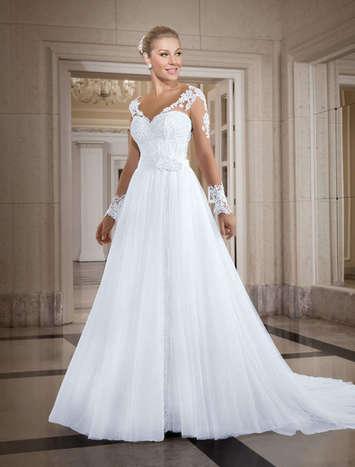 Vestido de Noiva Callas 07