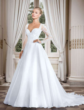 Vestido de Noiva Callas 08