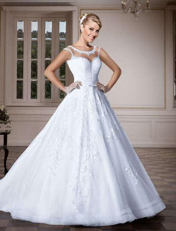 Vestido de Noiva Callas 10