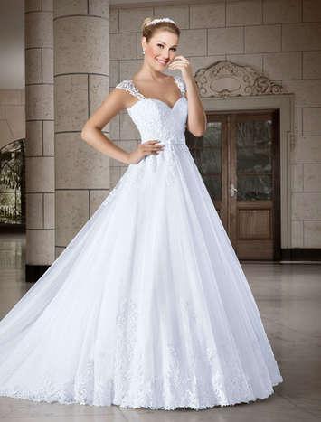 Vestido de Noiva Callas 15