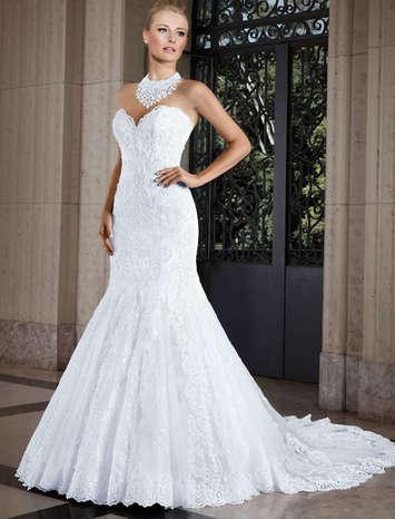 Vestido de Noiva Callas 16