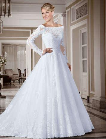 Vestido de Noiva Callas 17