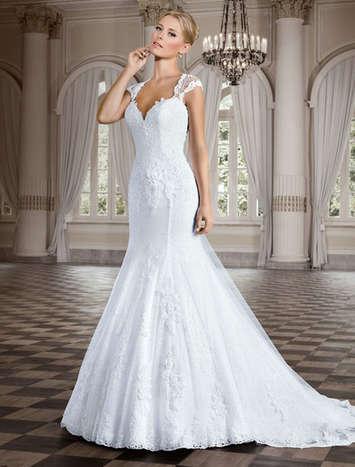 Vestido de Noiva Callas 18