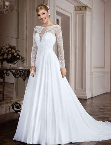 Vestido de Noiva Callas 19
