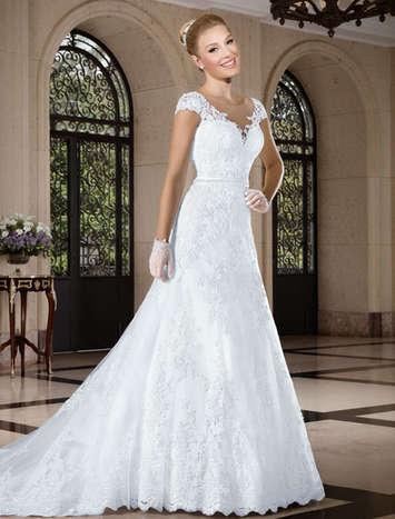 Vestido de Noiva Callas 22