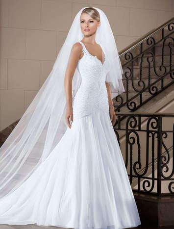 Vestido de Noiva Callas 24