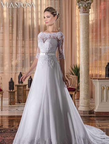 Vestido de Noiva Casablanca 23