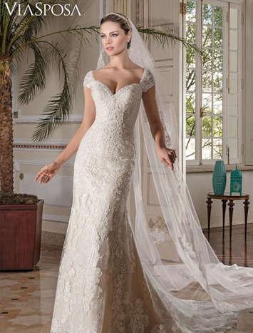Vestido de Noiva Casablanca 26