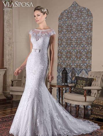 Vestido de Noiva Casablanca 28