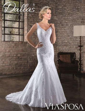 Vestido de Noiva Dallas 06
