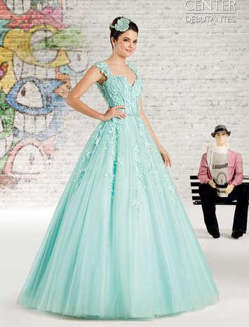 Vestido de Debutante London Street 7