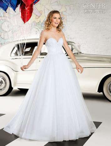 Vestido de Debutante London Street 12
