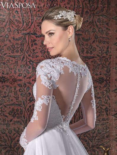 Vestido de Noiva Casablanca 12