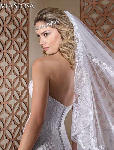 Vestido de Noiva Casablanca 13