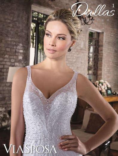 Vestido de Noiva Dallas 01