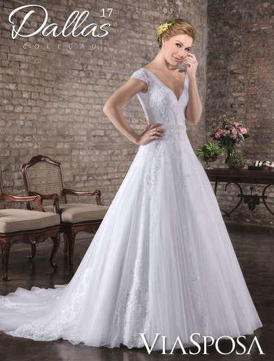 Vestido de Noiva Dallas 17