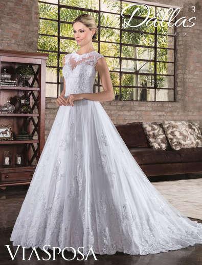 Vestido de Noiva Dallas 03